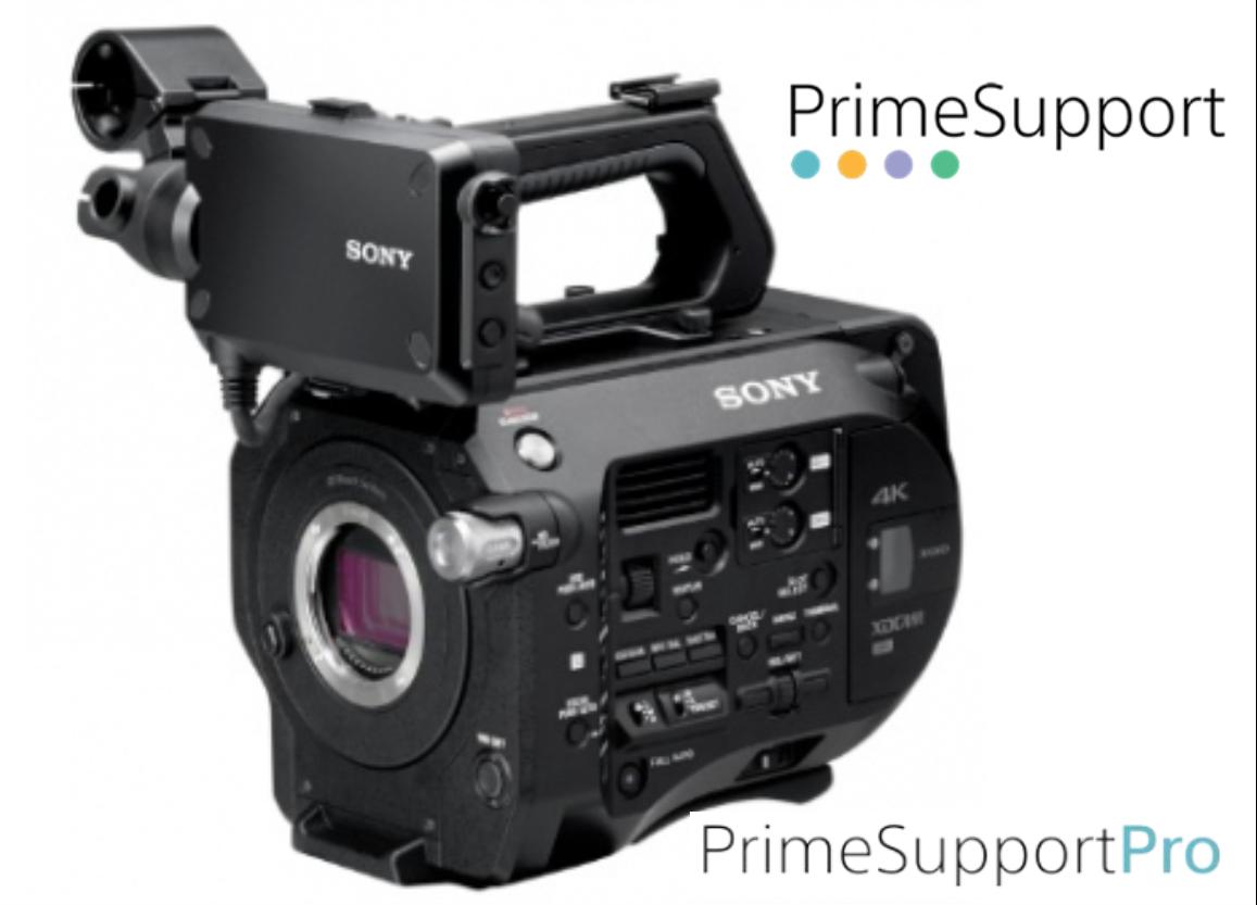 Sony PXW-FS7 + 1 Ano de Garantia Adicional (Prime Support PRO)