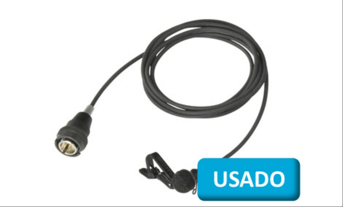 Sony Microfone de Lapela para Emissor ECM-77BC