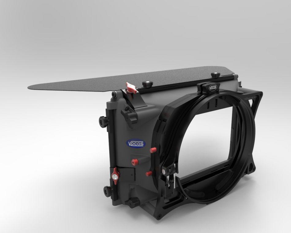 Vocas Matte Box para Câmaras de Filmar MB-435