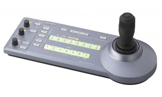 Sony IP remote control panel for BRC cameras RM-IP10