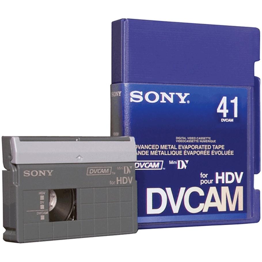 Sony Cassete DVCam PDVM-41N3