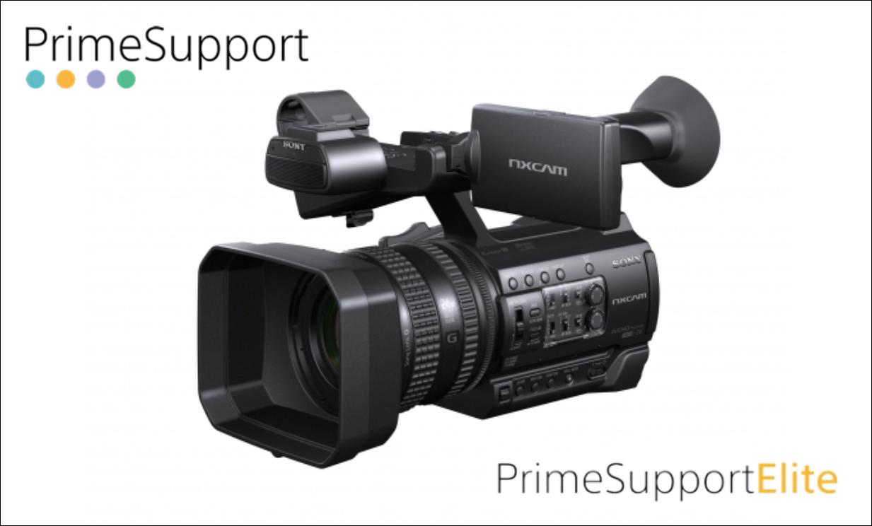 Sony HXR-NX100 + 2 Anos de Garantia Adicional (Prime Support ELITE)