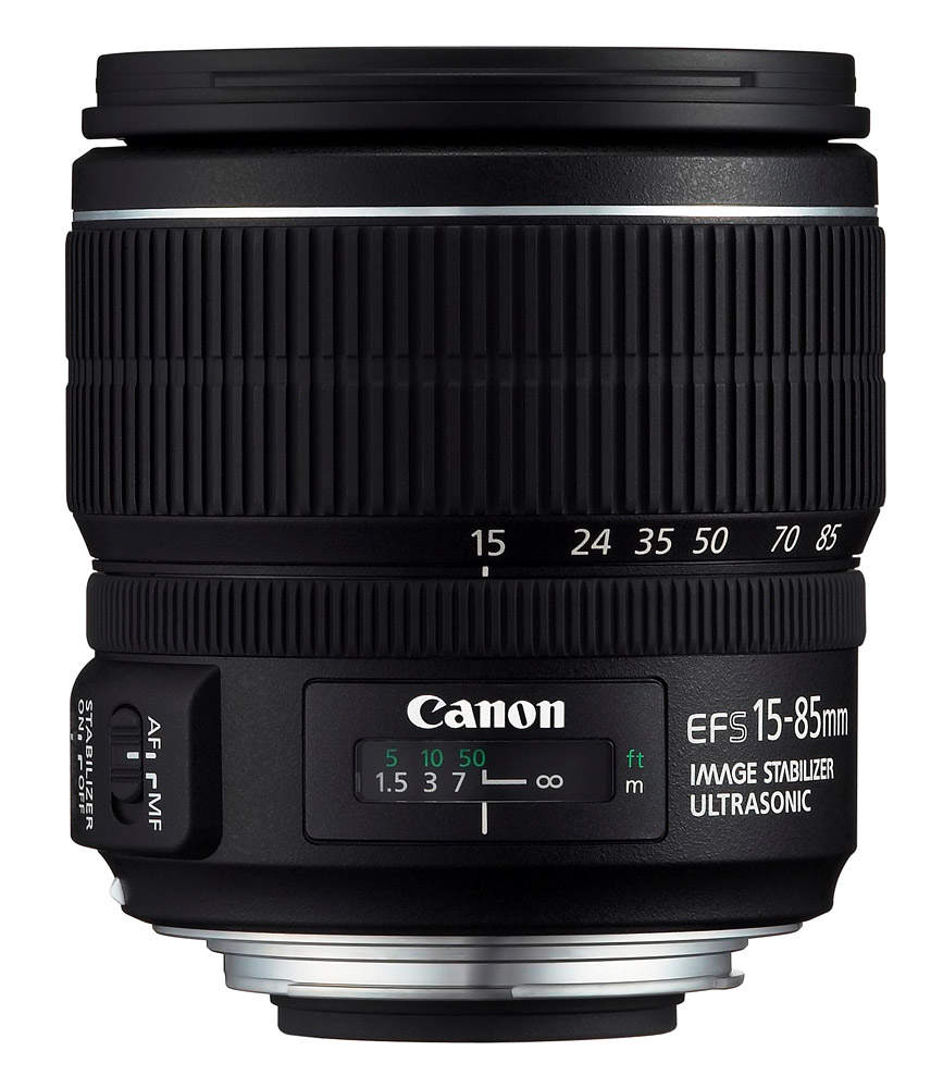 Canon EF-S 15-85mm f/3.5-5.6 IS