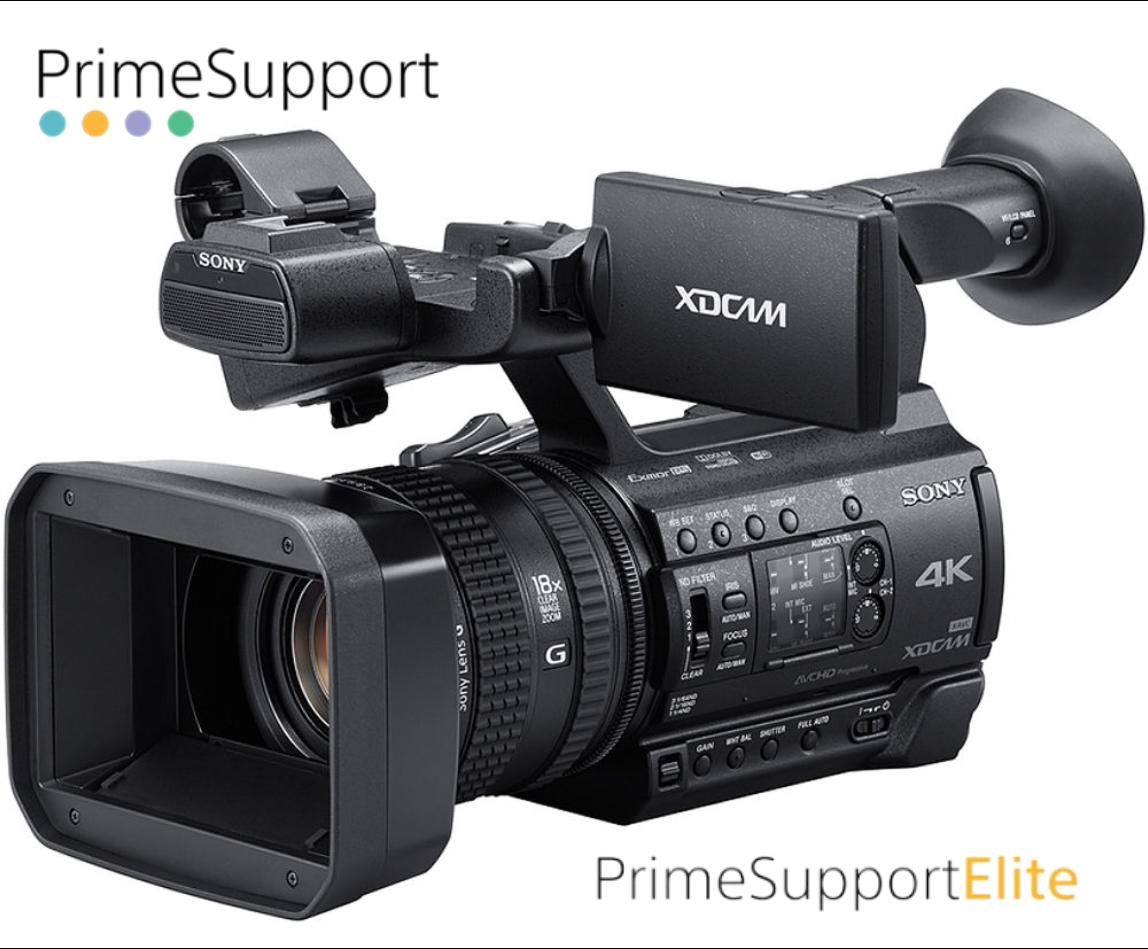 Sony PXW-Z150 +2 Anos de Garantia Adicional (Prime Support ELITE)