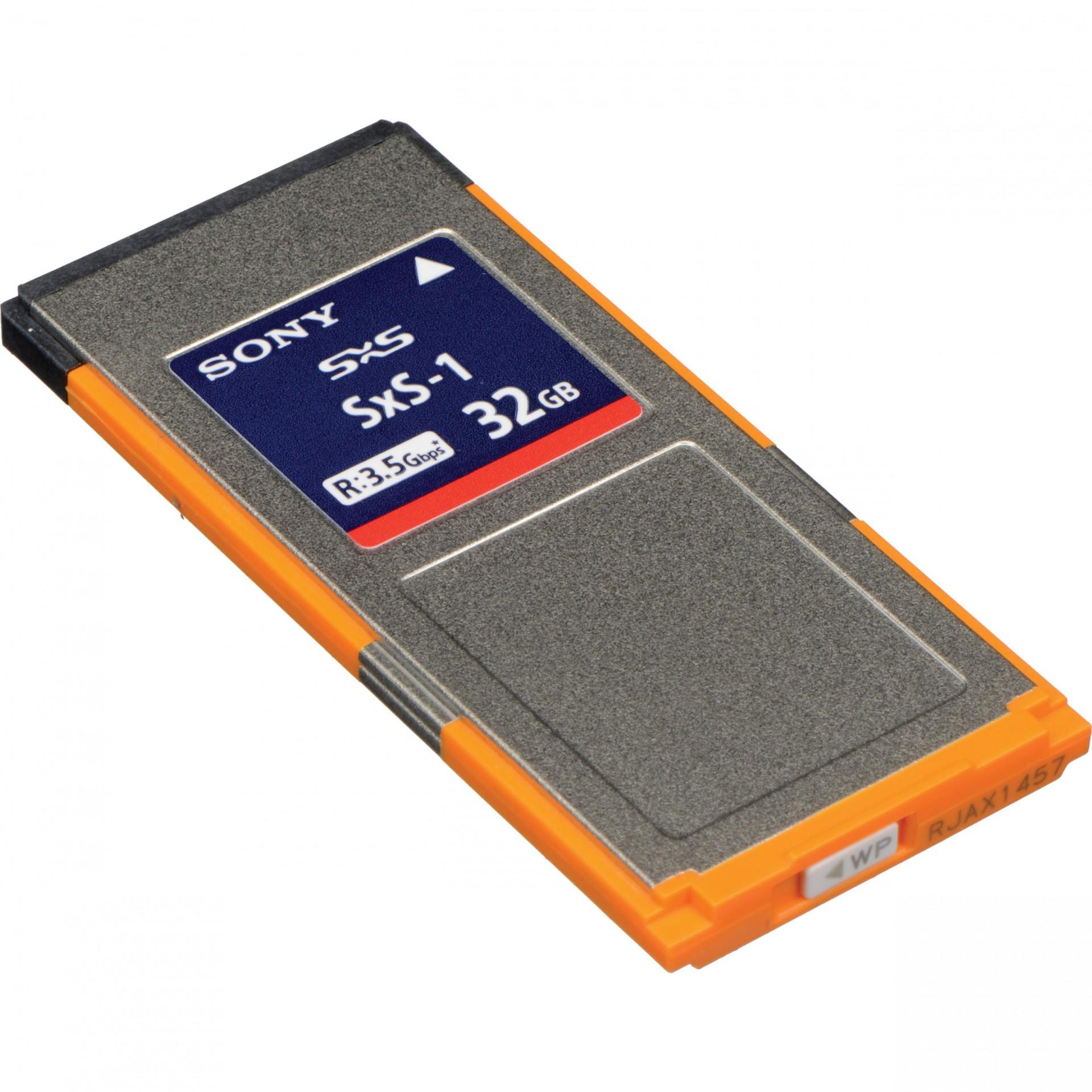 Sony Cartão SBS-32G1B SxS de 32Gb