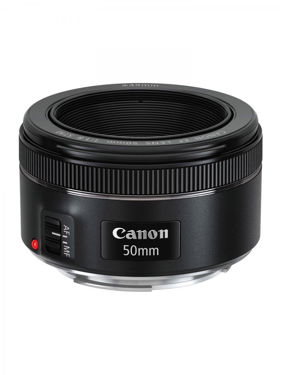 Novidade: Canon EF 50mm 1.8 STM
