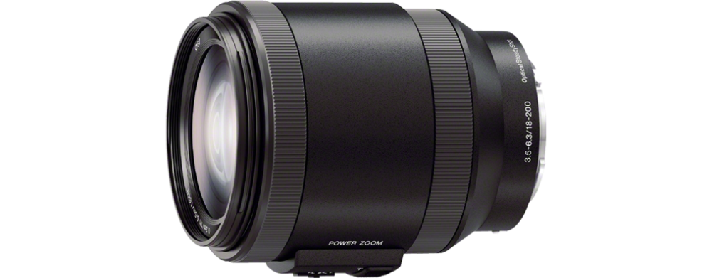 Sony Objetiva Power Zoom 18-200mm F3.5-6.3 E-Mount