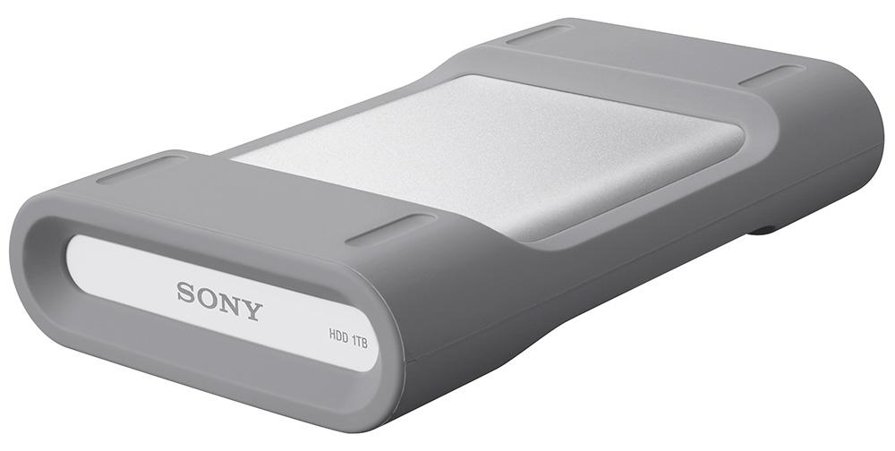 SONY PSZ-HA1T Disco duro HHD 1TB con USB 3.0-2.0 y Firewire 800