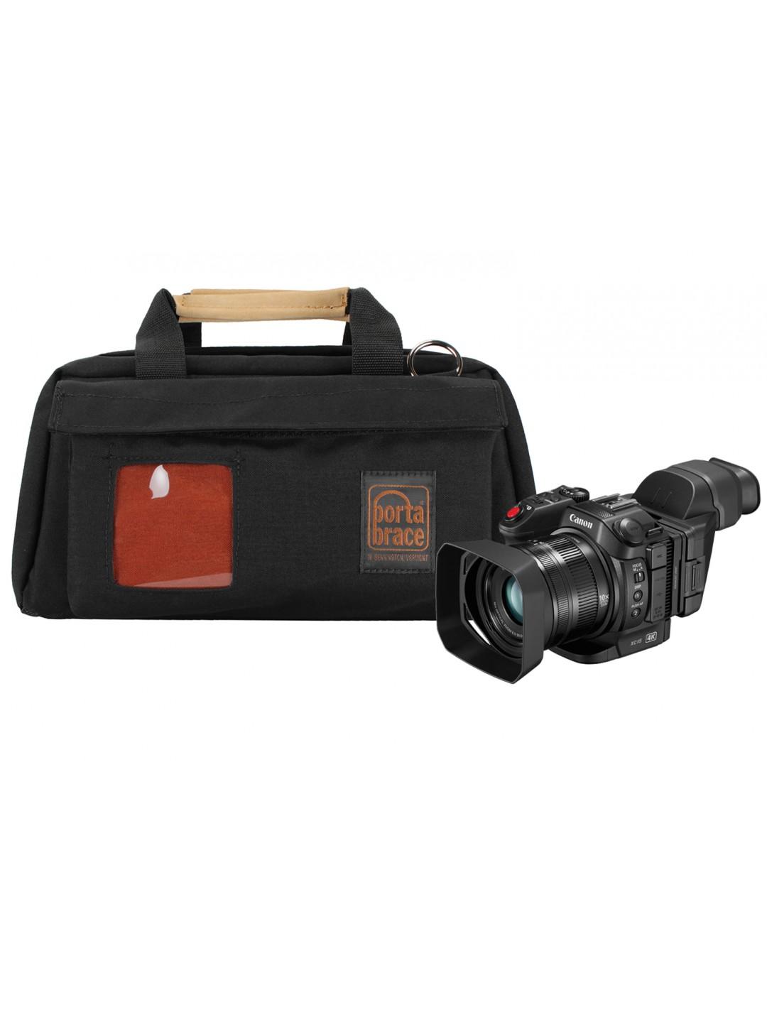 Porta Brace CS-XC15 Saco de Transporte, para Canon XC15, Preto