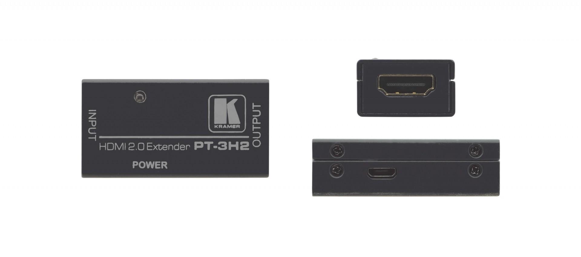 Kramer PT-3H2 - 4K HDR HDMI Extender