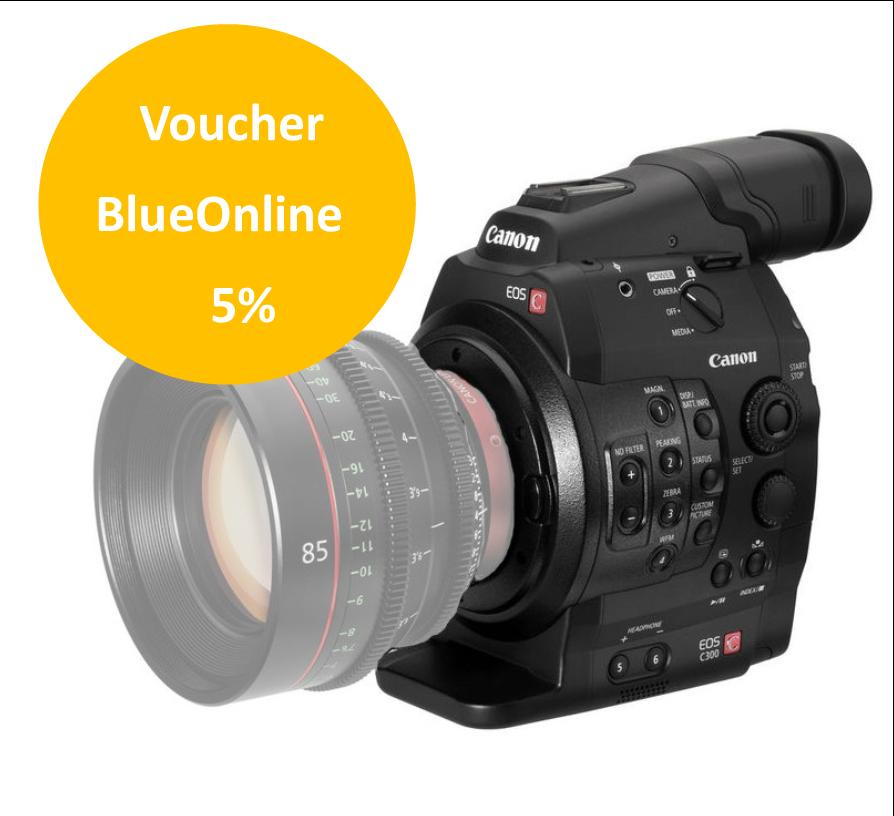 Canon C300 EF DAF