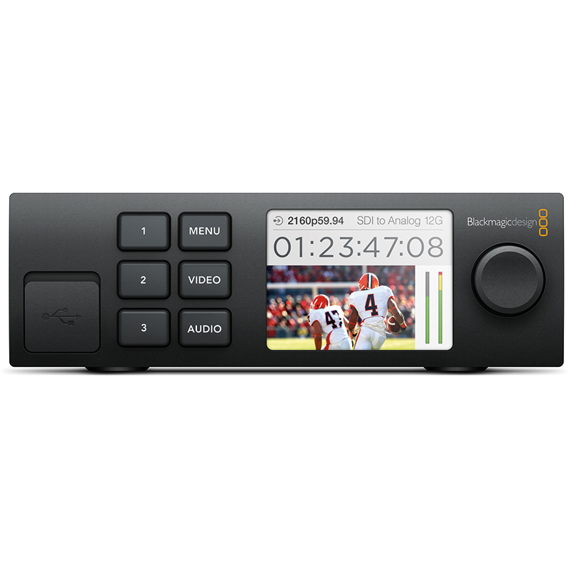 Blackmagic Teranex Mini - Smart Panel
