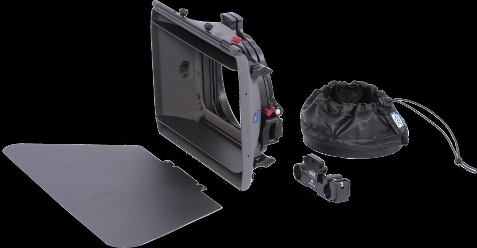 Vocas Kit Matte Box para Câmaras c/ suporte LW 15mm MB-255