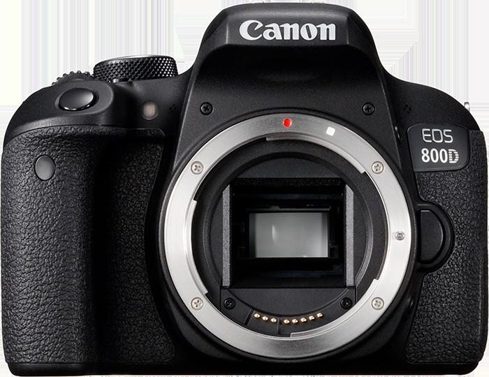 Canon EOS 800D Corpo