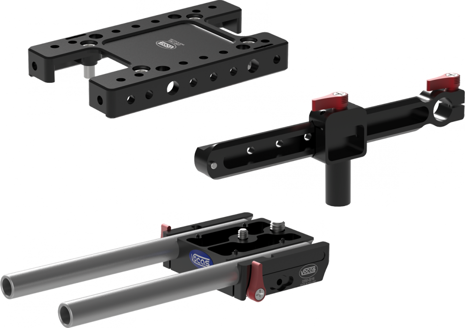 Vocas Compact Kit para Sony PXW-FS7