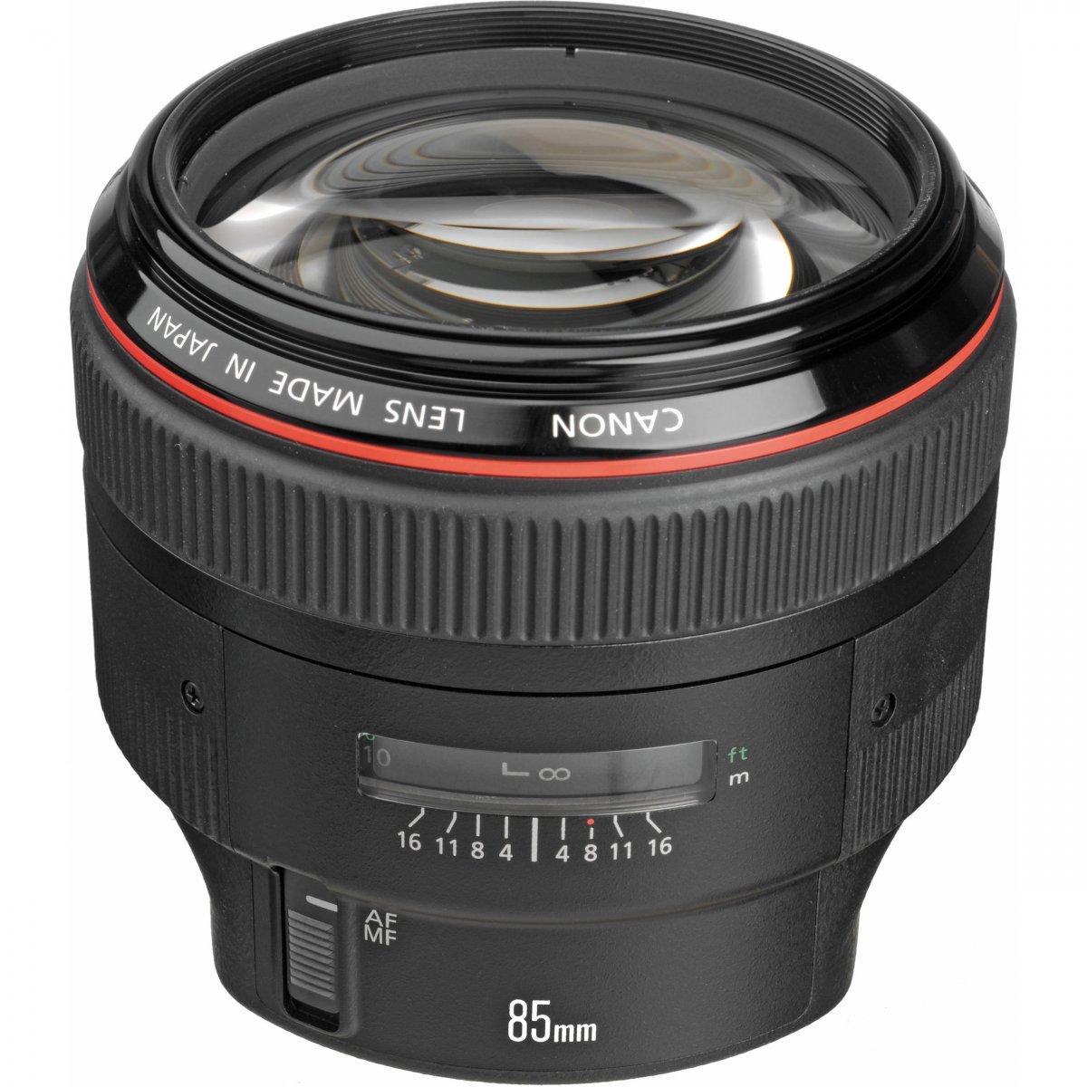 Canon EF 85 1.2 L II USM