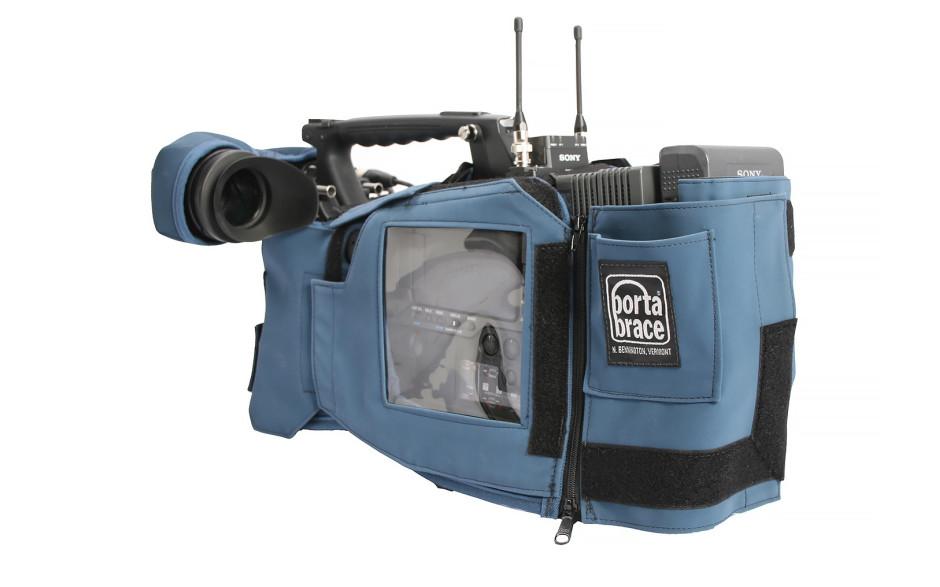 Porta Brace CBA-PMW350 Camera BodyArmor, Sony PMW-350, Blue