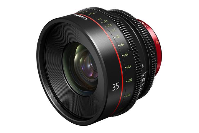 Canon CN-E35MM T1.5L (M) - SDA