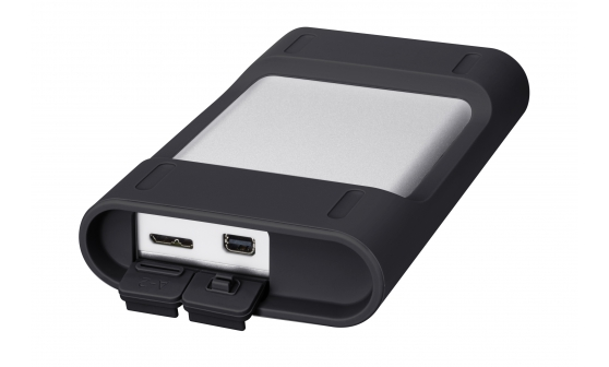 SONY 1TB Portable Hard Disc Drive with Thunderbolt connectivity