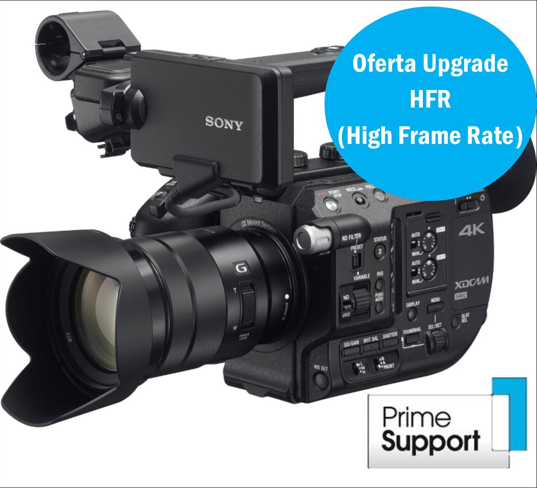 Sony PXW-FS5K com RAW Upgrade CBKZ-FS5RIF