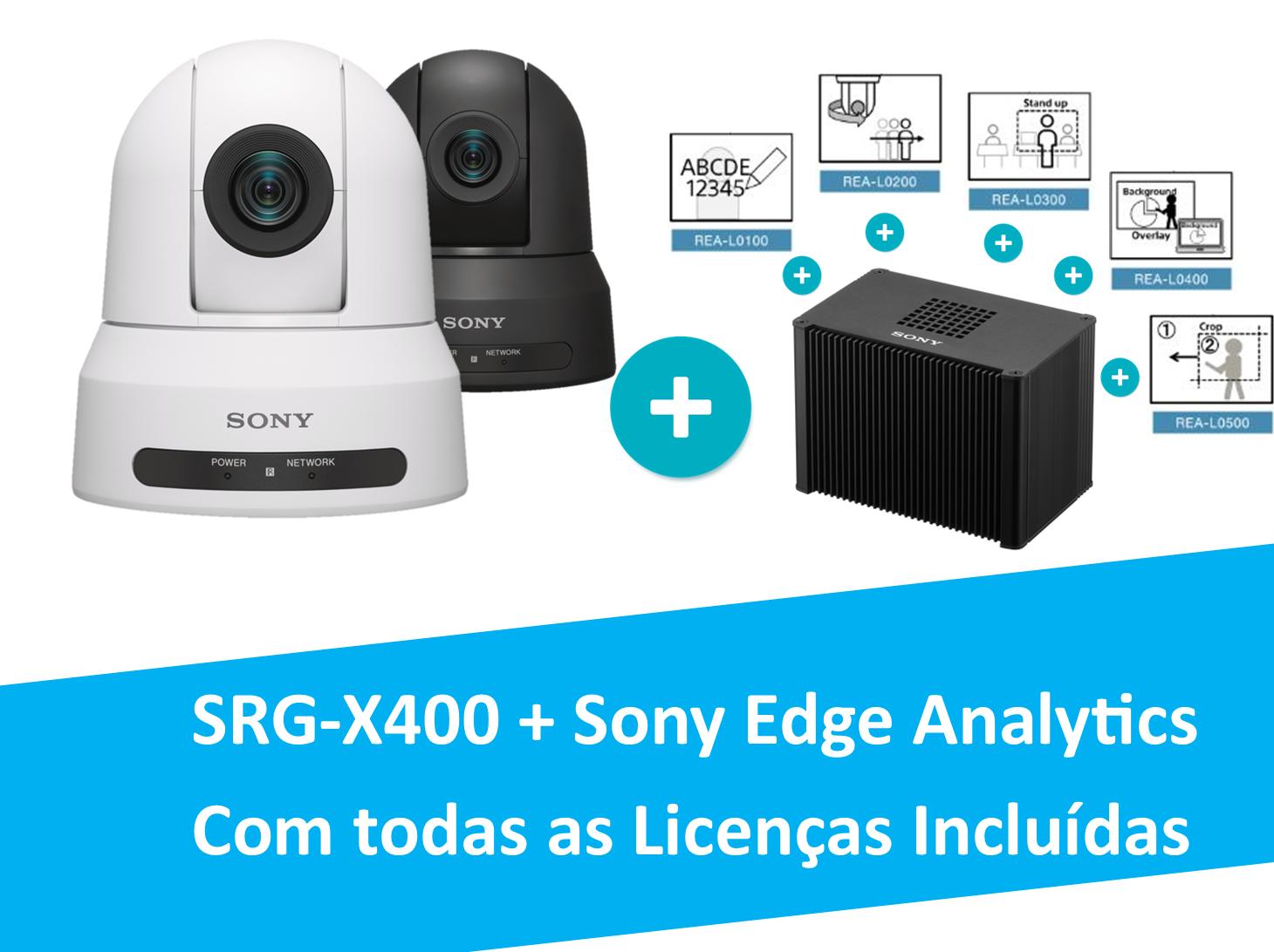 Sony Edge Analytics - Solução Completa