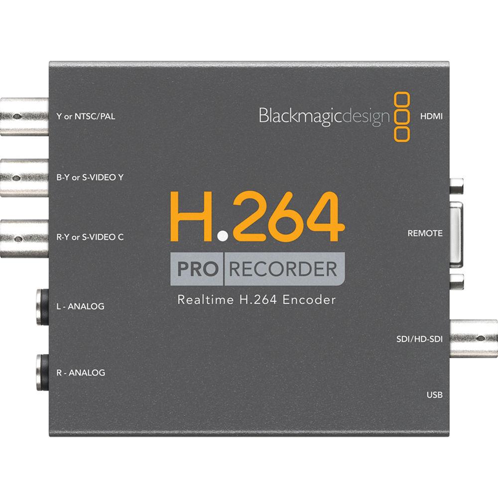 Blackmagic H264 Pro Recorder