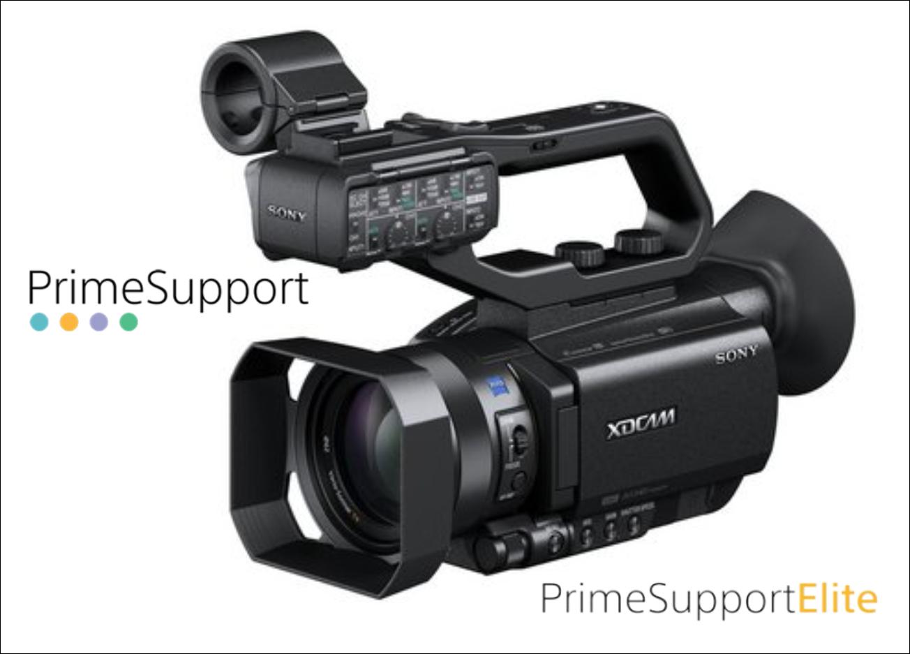 Sony PXW-X70 + 2 Anos de Garantia Adicional (Prime Support ELITE)