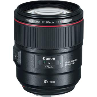 Canon Objectiva EF 85 MM F:1.4L IS USM