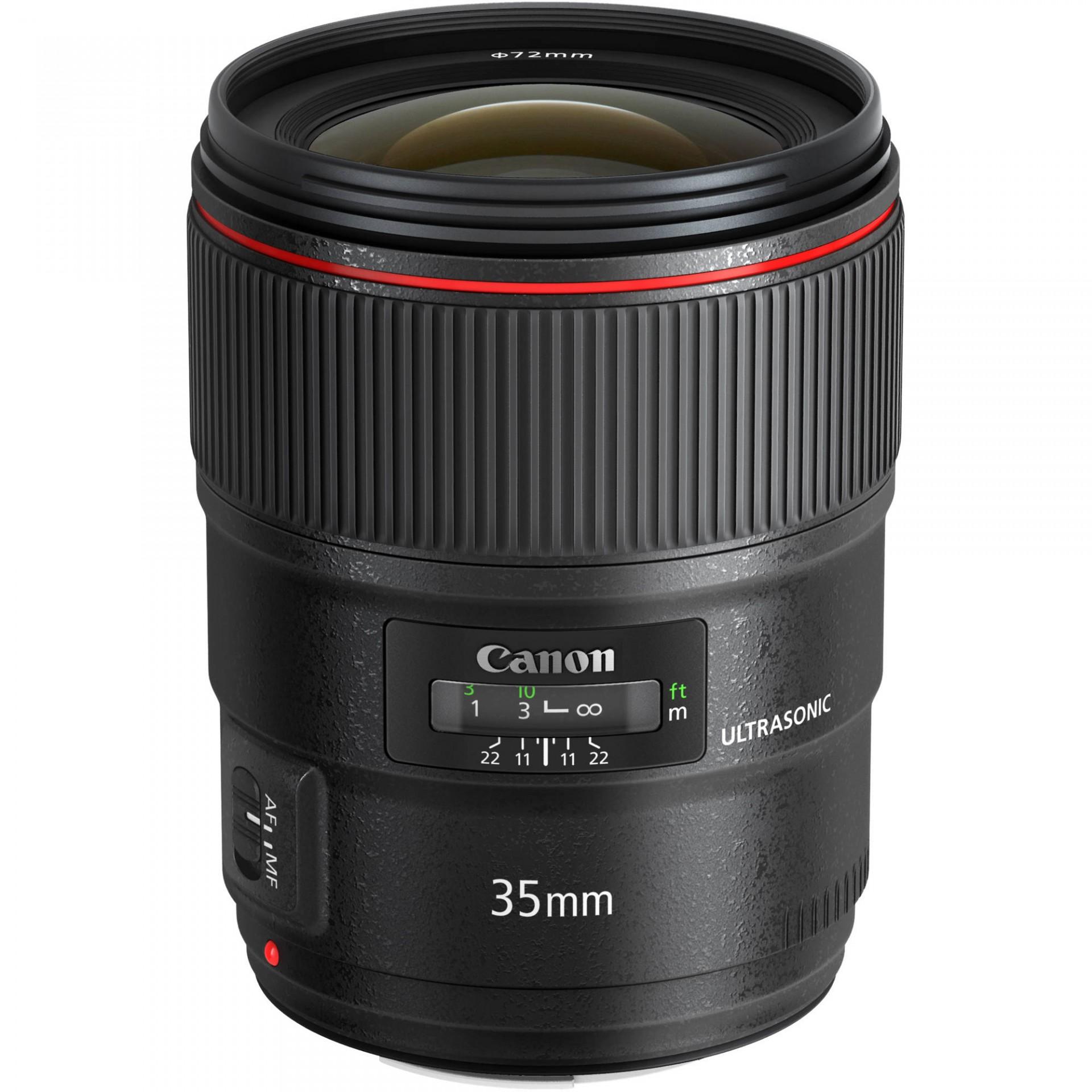 Canon EF 35MM 1.4L II USM