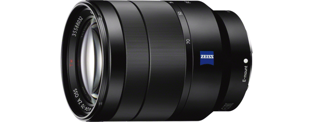 Sony Carl Zeiss Vario-Tessar T* de 24–70 mm
