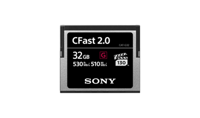 Sony Cartão C-Fast 32 GB