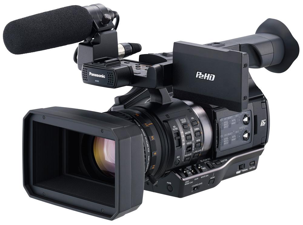 Panasonic Câmara P2 HD AJ-PX270EJ