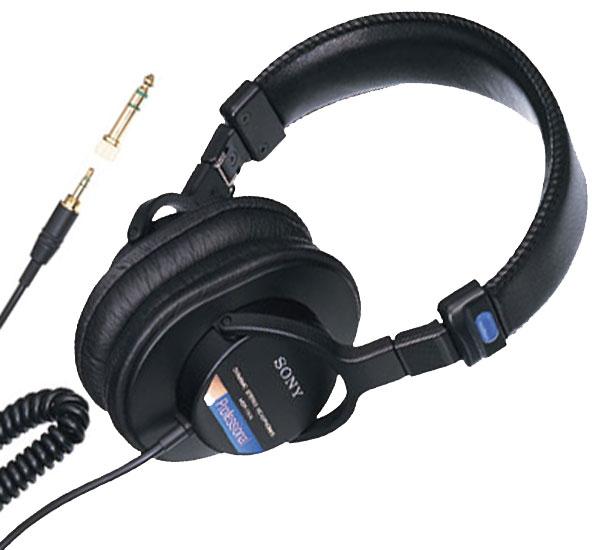 Sony Headphones MDR-7506/1