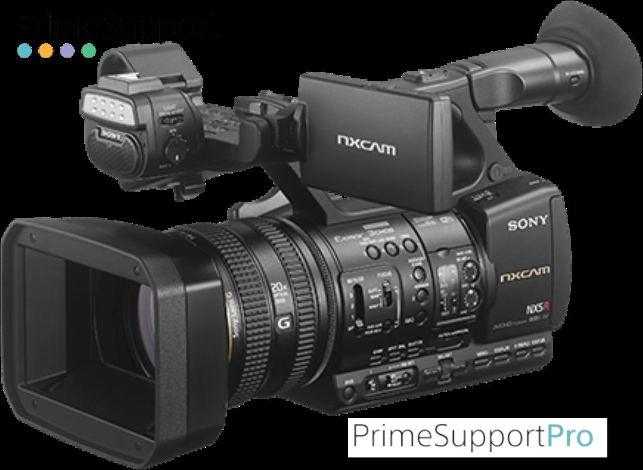 Sony HXR-NX5R + 1 Ano de Garantia Adicional (Prime Support PRO)