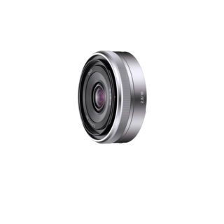 Sony Objetiva E-Mount APS-C Lens 16mm F2 . 8