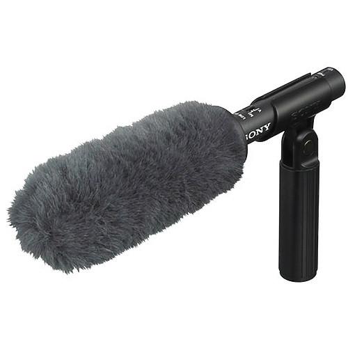 Sony Microfone Shotgun ECM-VG1