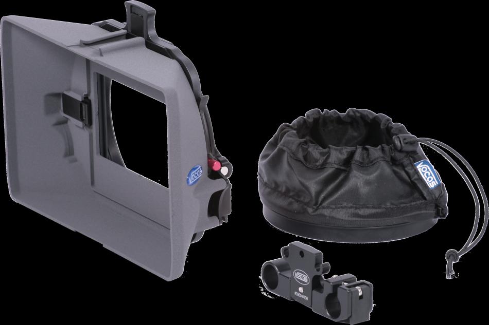 Vocas Kit Matte Box para Câmaras c/ suporte LW 15mm MB-215