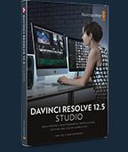 Blackmagic DaVinci Resolve Studio 14 - License