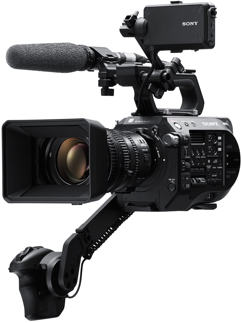 Sony PXW-FS7M2 Kit + 18-110G