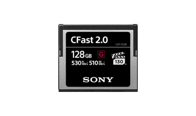 Sony Cartão C-Fast 128 GB
