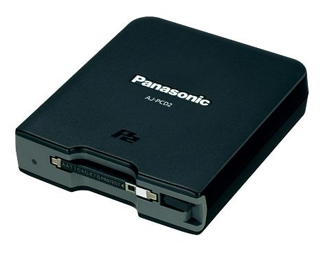 Panasonic Leitor de Cartões P2
