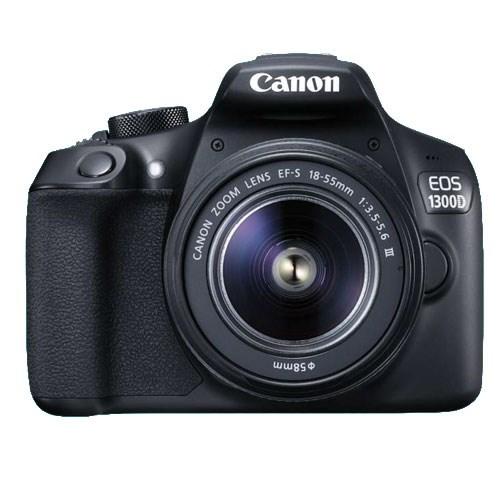 Canon EOS 1300D Kit + EF-S 18-55 IS II