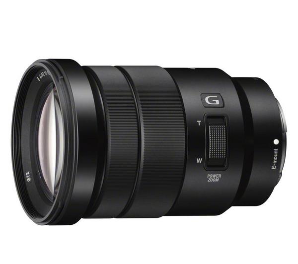 Sony Objetiva E PZ 18 - 105mm F4 G OSS