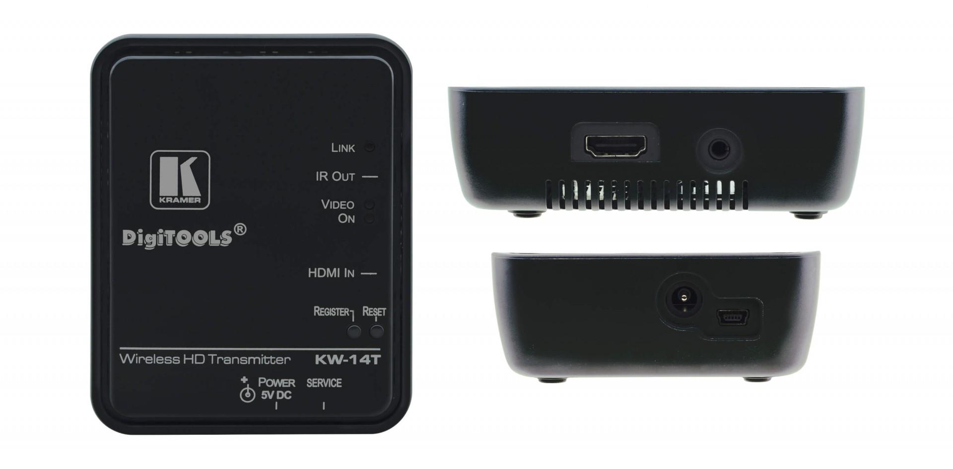 Kramer KW-14 Wireless HD Transmitter & Receiver