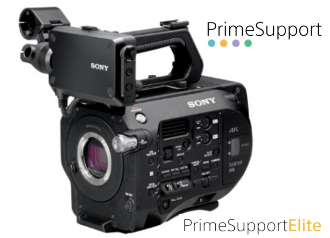 Sony PXW-FS7 + 2 Anos de Garantia Adicional (Prime Support ELITE)