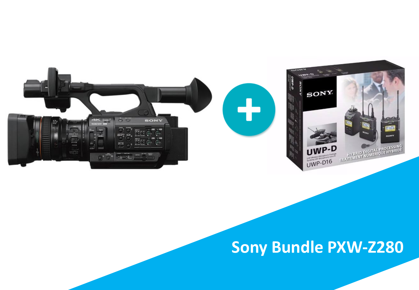 Sony Bundle PXW-Z280
