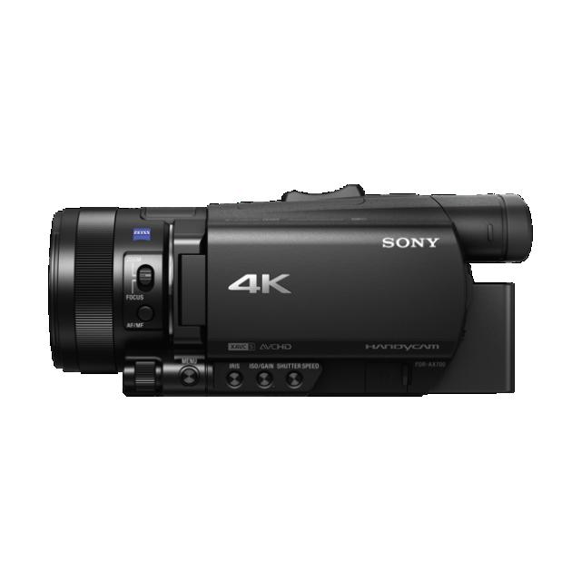 Sony Câmara de vídeo HDR 4K FDR-AX700