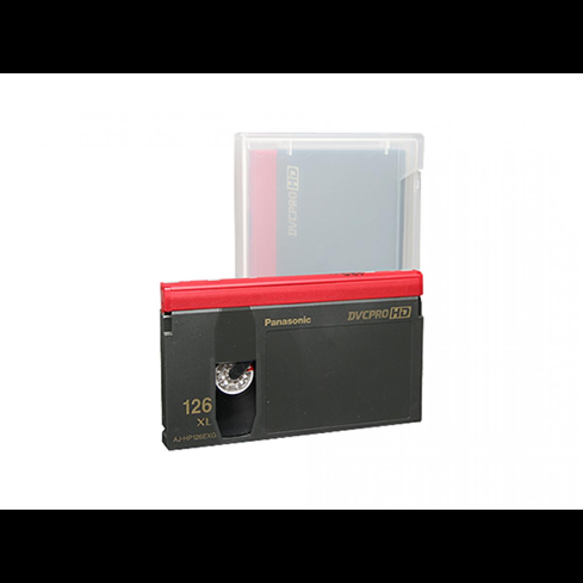 Panasonic Cassetes  DVCPROHD-EX - 126 minutos