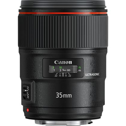 Canon Objectiva EF 35 MM 1.4L II USM