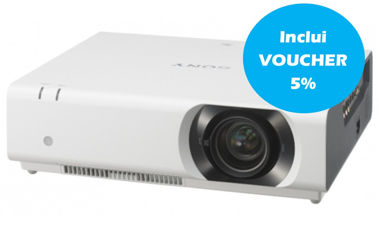 Videoprojetor Profissional Sony 3LCD - VPL-CH355
